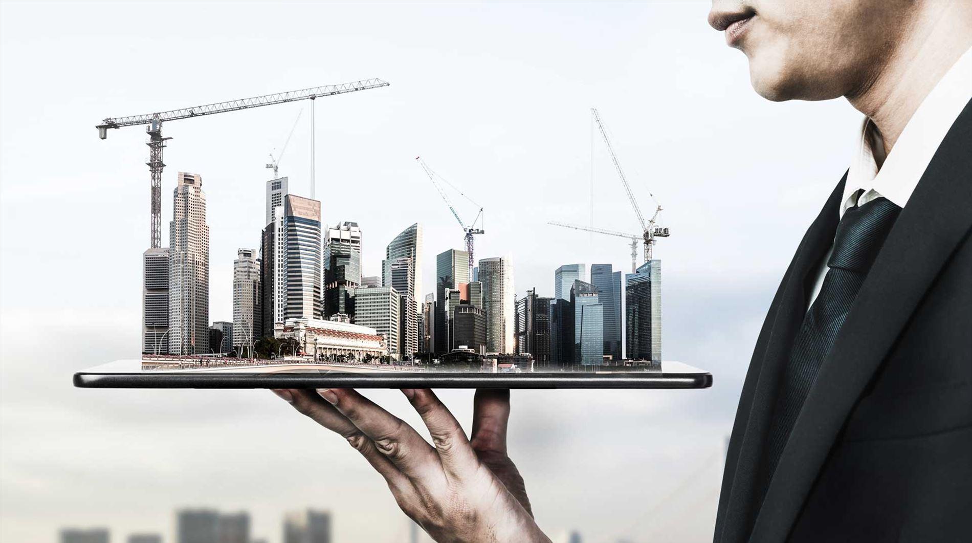 תמונת חוויה במאמר על בניית אתרים לחברות נדלן