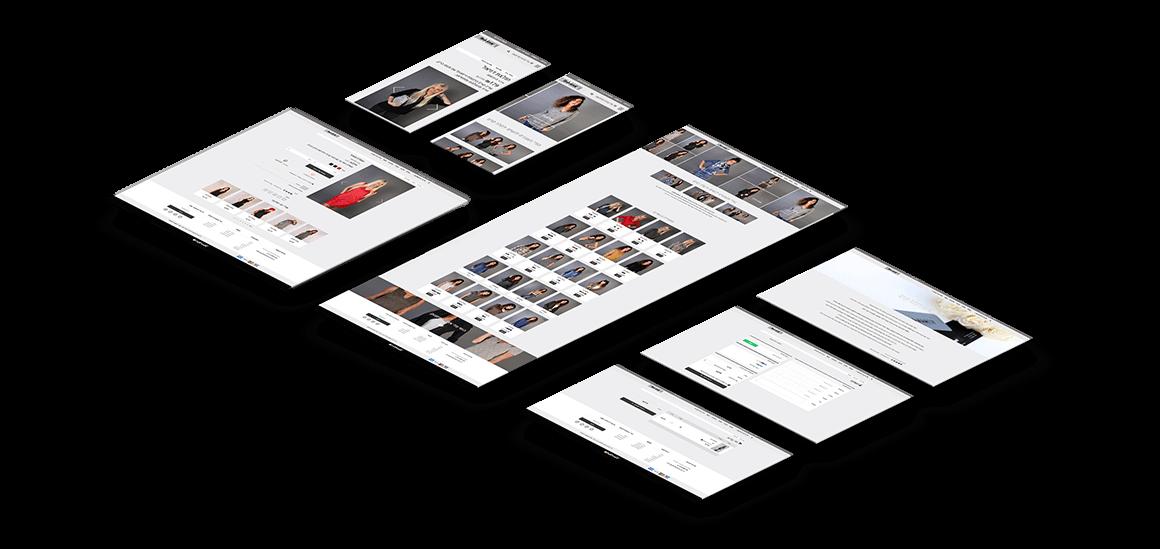 בניית אתרי מכירות (e-commerce)