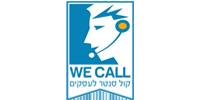 בניית אתר ל- WeCall