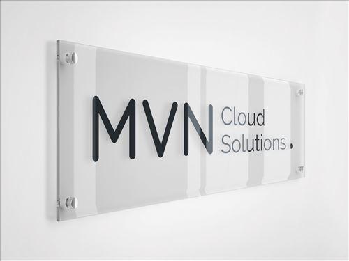 מיתוג חברת הענן MVN Cloud Solutions