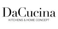 בניית אתר ל- דא קוצ'ינה מטבחים - DaCucina
